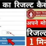 Bihar Board 10th Result 2021 | BSEB 10th Result Link and Download